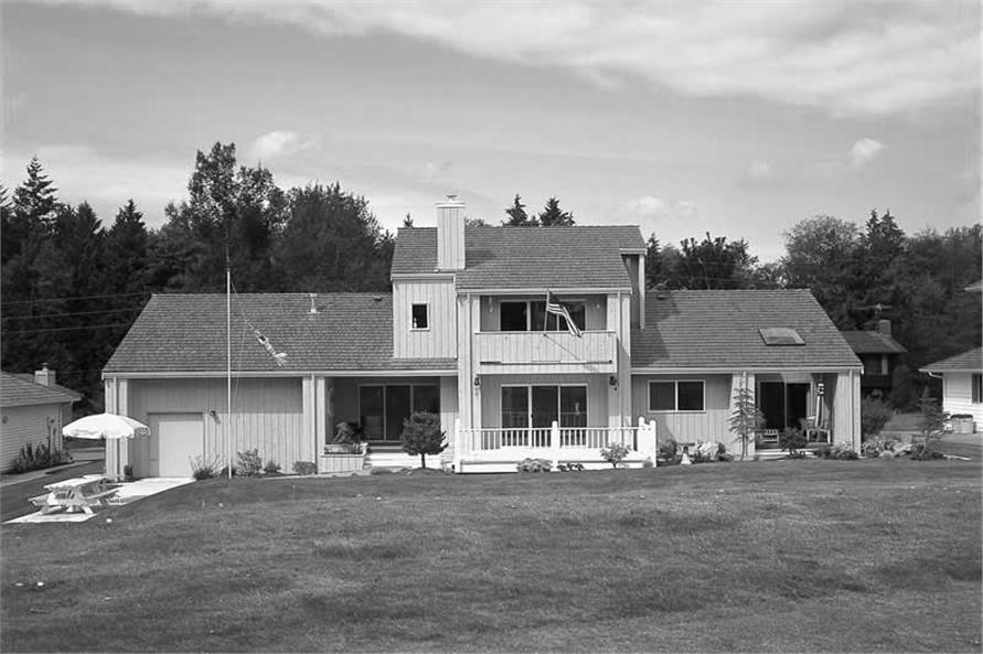 House Plan #137-1584