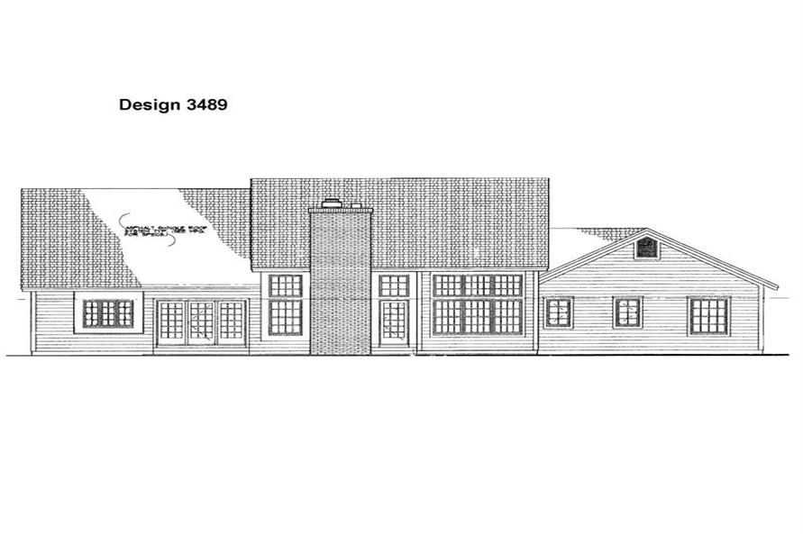 House Plan #137-1587