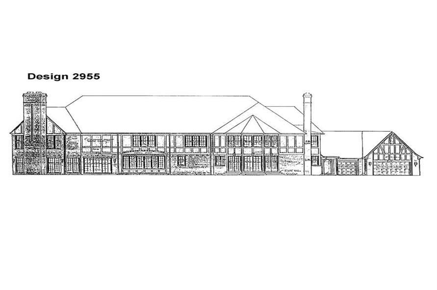 House Plan #137-1590