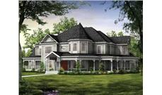 Main image for house plan # 18538