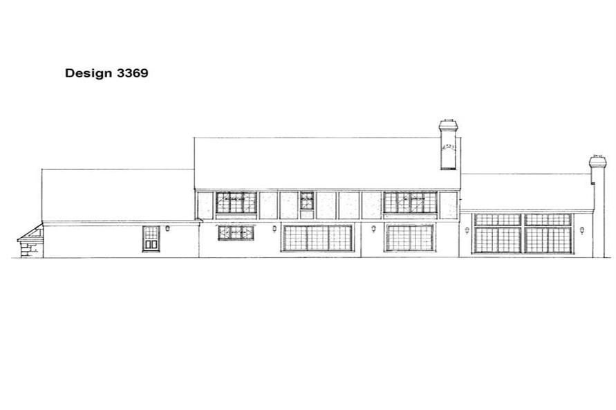 House Plan #137-1617