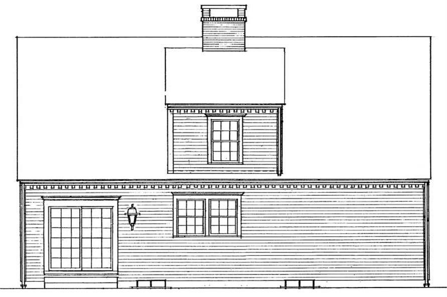 House Plan #137-1624