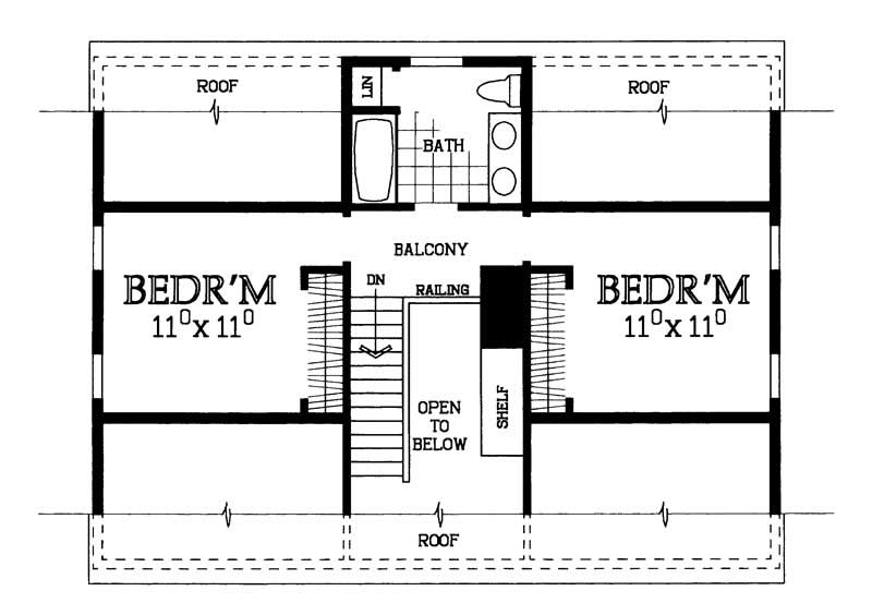 Colonial cape cod house plans home design hw 3511 18313 for Colonial cape cod house plans