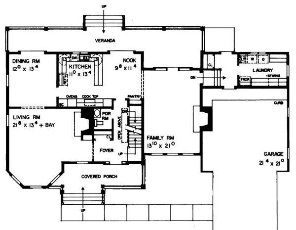 HOME PLAN 3394