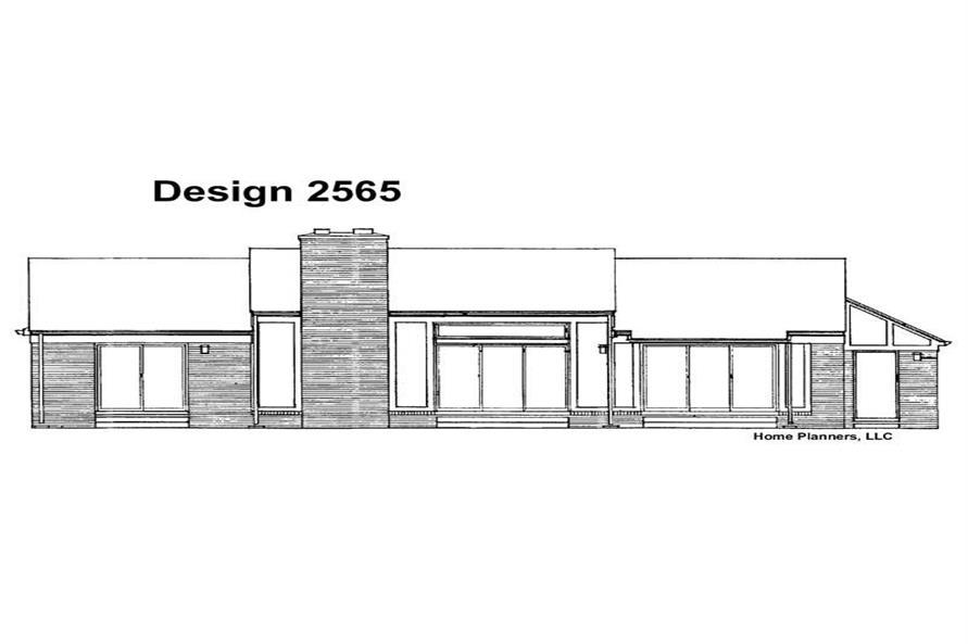 House Plan #137-1656