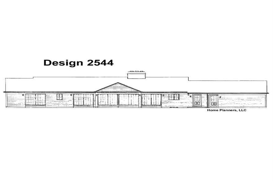 House Plan #137-1659