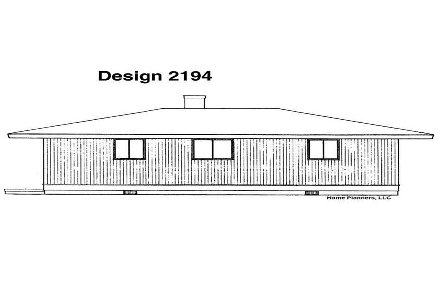 House Plan #137-1660