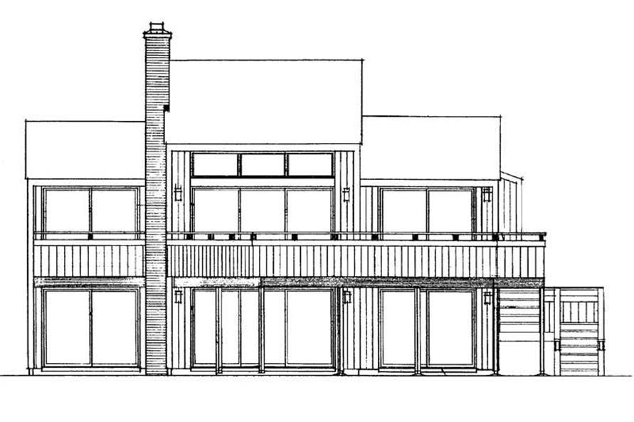 House Plan #137-1662