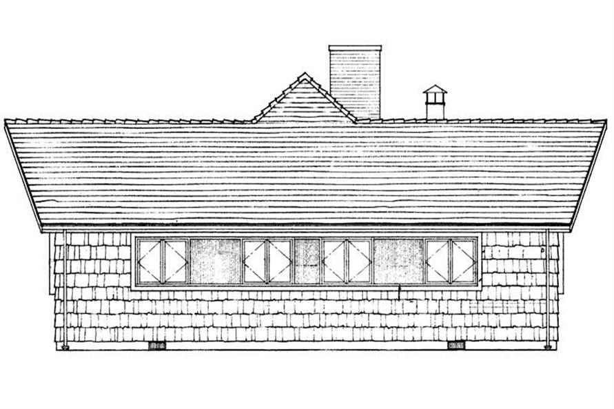 House Plan #137-1663