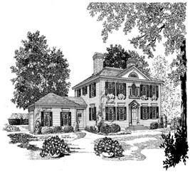 House Plan #137-1676