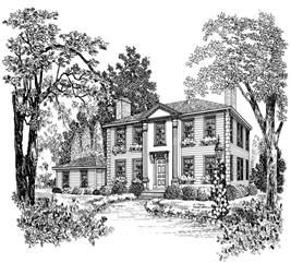 House Plan #137-1679