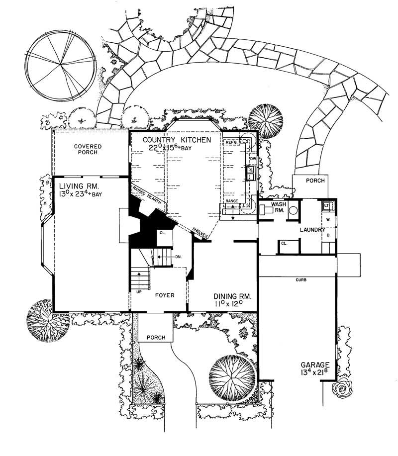 Gray painted brick house as well Modern Plant Stand Indoor also Modern Two Bedroom House Plans likewise California Stucco Home Plans together with New Colonial House Plans Home Design And Style. on mediterranean home colors exterior