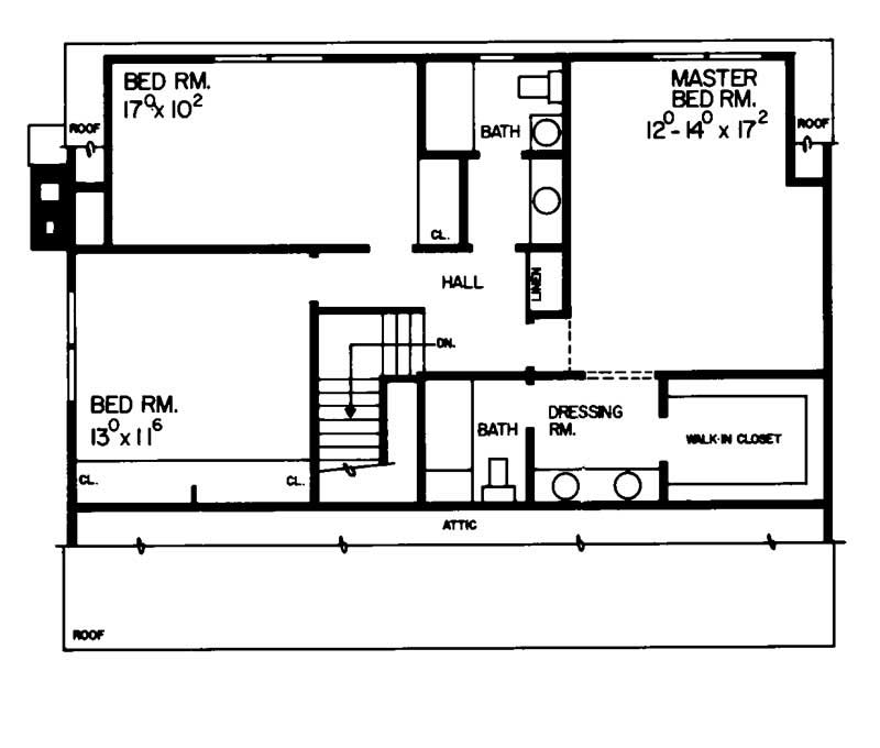 Colonial Cape Cod House Plans Home Design Hw 2596 17490