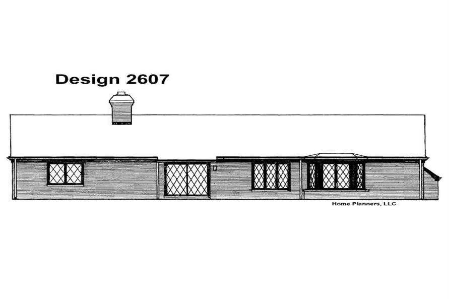 House Plan #137-1694