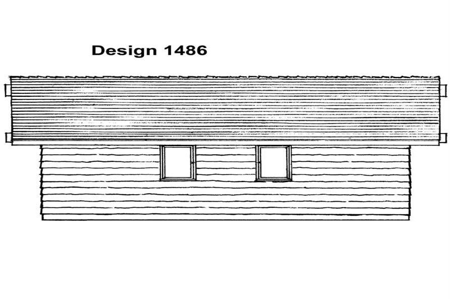 House Plan #137-1703