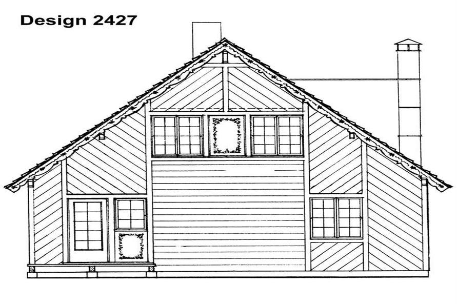 House Plan #137-1707
