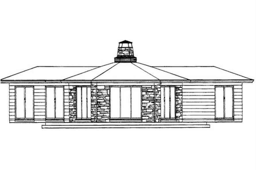 House Plan #137-1708