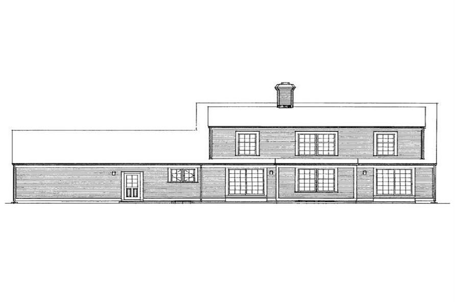 House Plan #137-1711