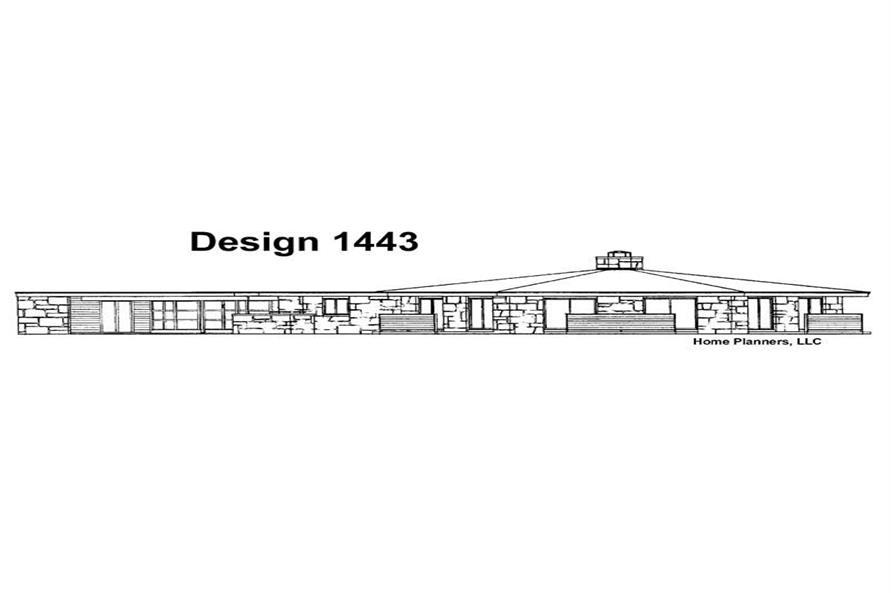 House Plan #137-1730