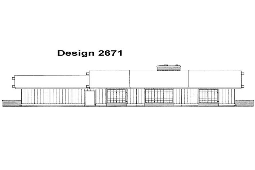 House Plan #137-1732
