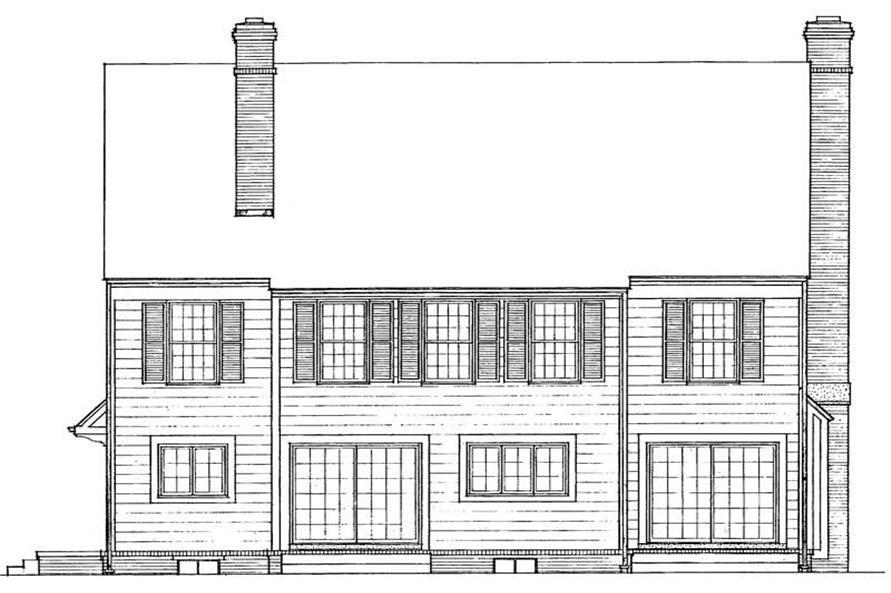 House Plan #137-1736