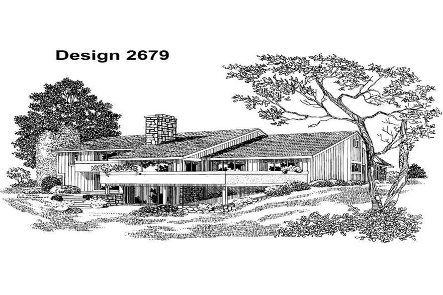 House Plan #137-1741