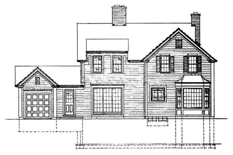 House Plan #137-1745
