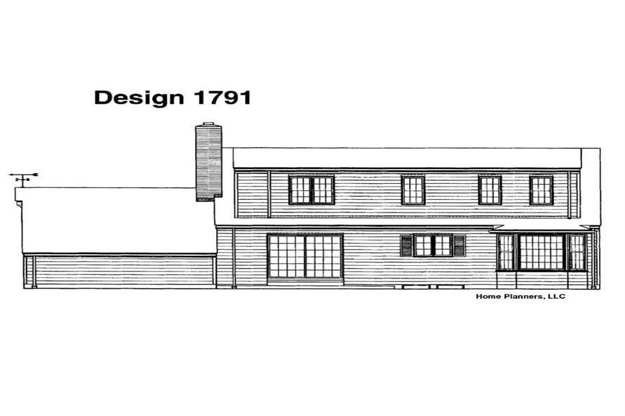 House Plan #137-1751