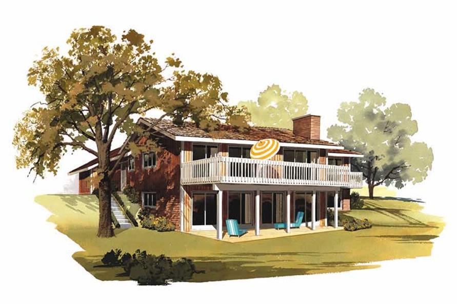 House Plan #137-1754