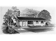Main image for house plan # 17402