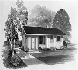 House Plan #137-1760