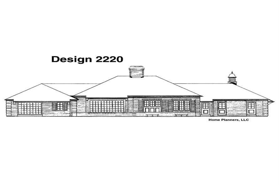 House Plan #137-1763