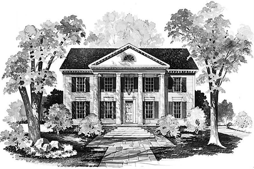 House Plan #137-1765