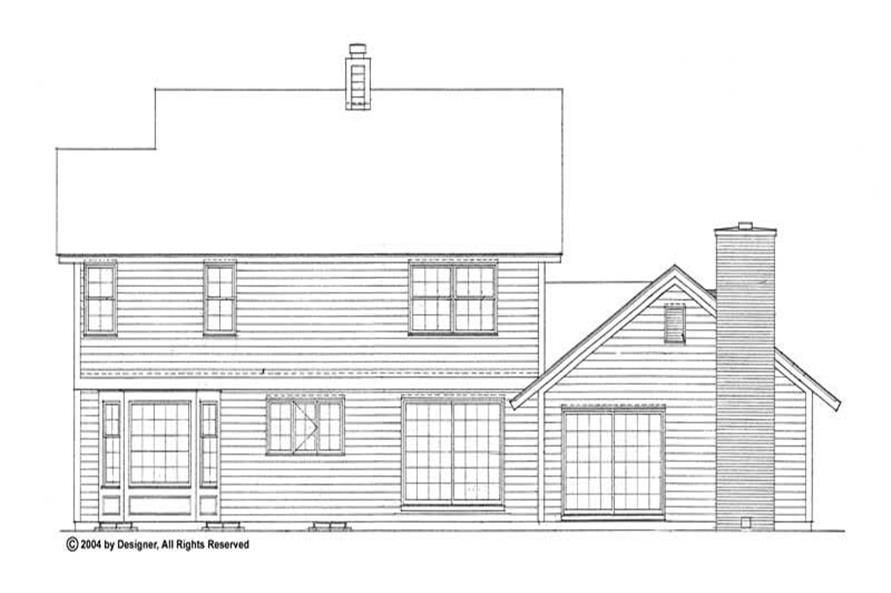 House Plan #137-1768