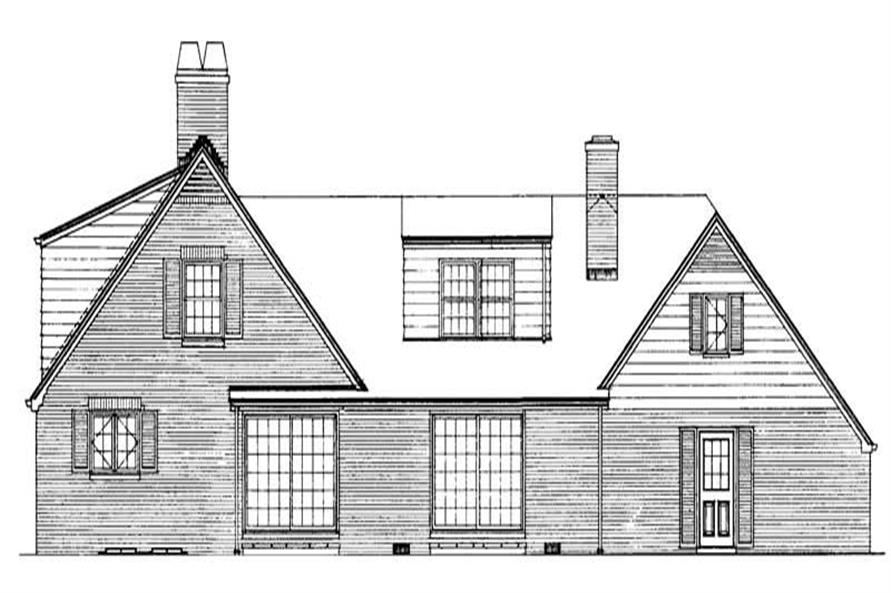 House Plan #137-1775
