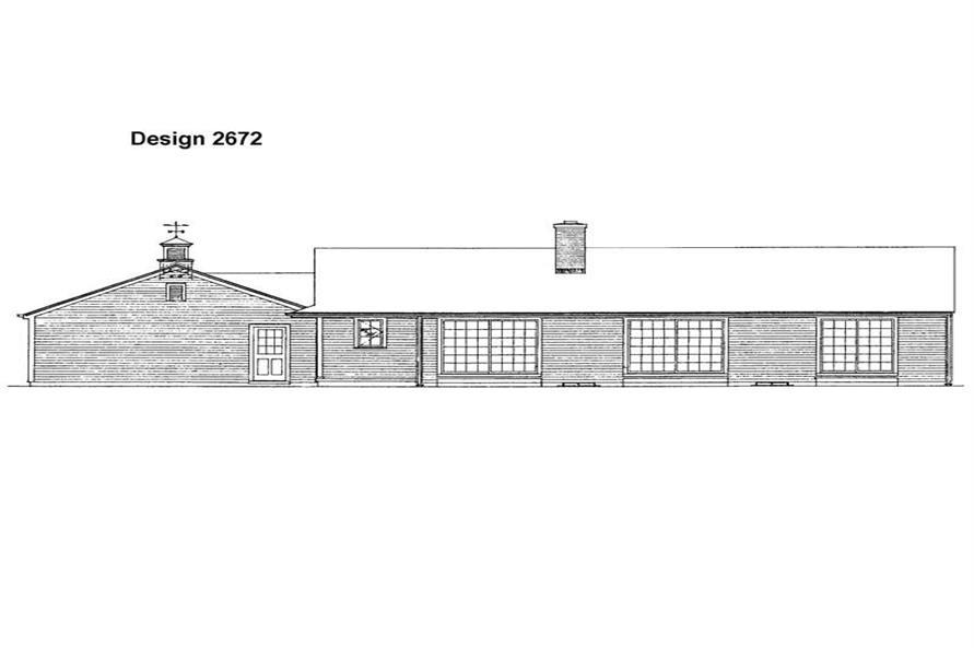 House Plan #137-1780