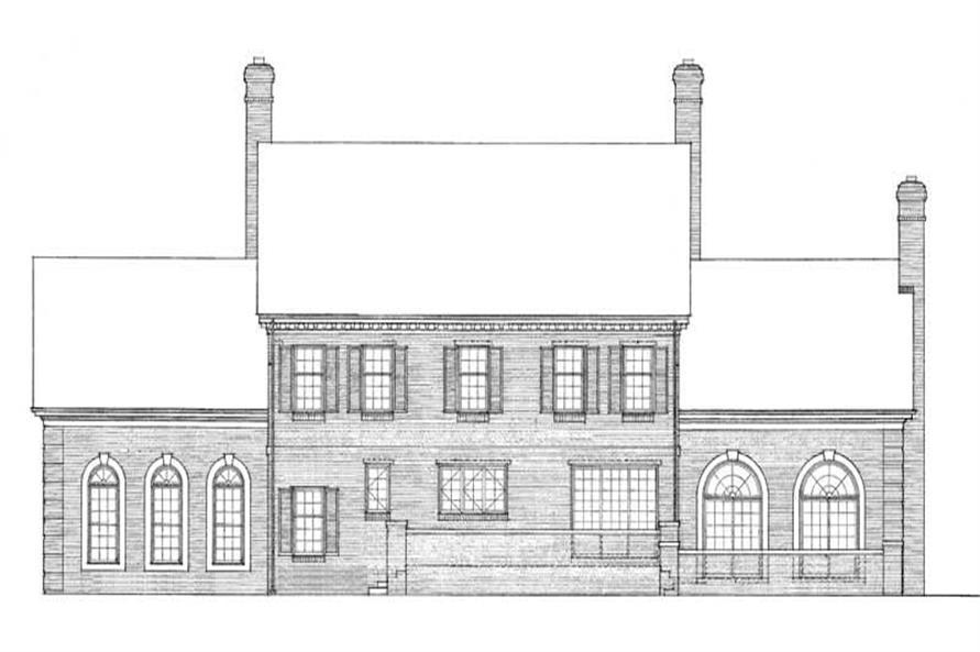 House Plan #137-1782