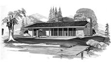 Main image for house plan # 17306