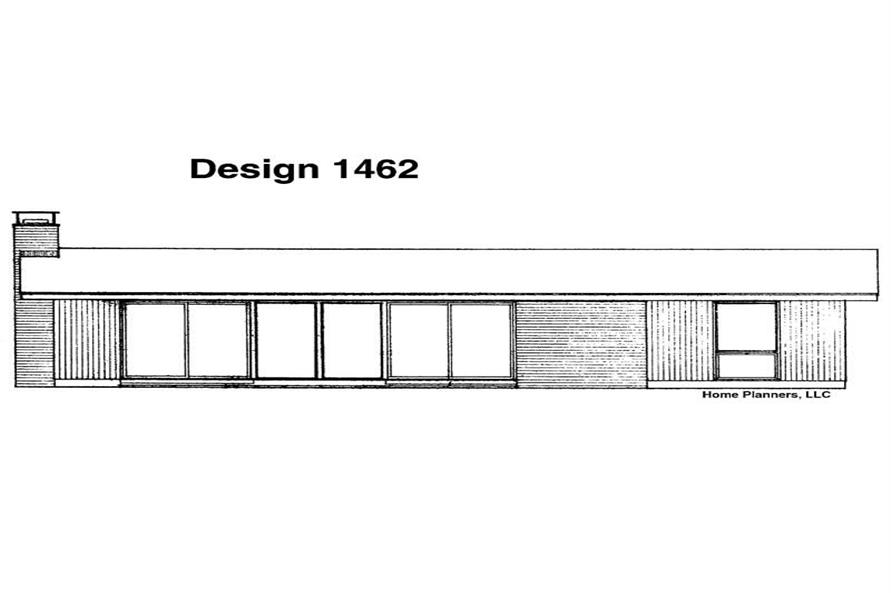 House Plan #137-1784
