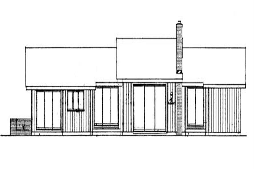 House Plan #137-1786
