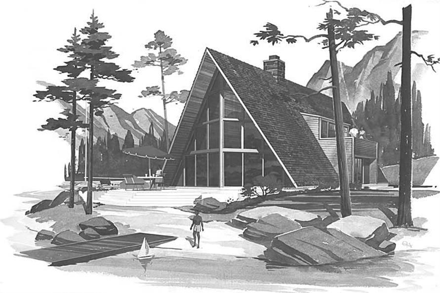 House Plan #137-1791