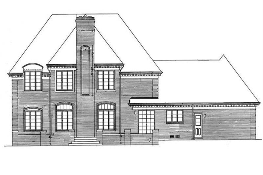 House Plan #137-1792