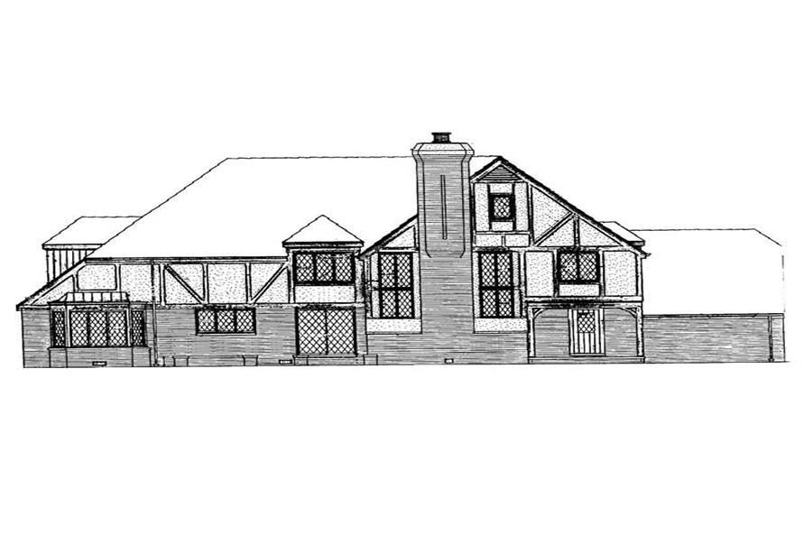 House Plan #137-1794