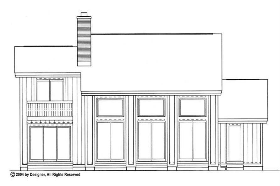 House Plan #137-1801