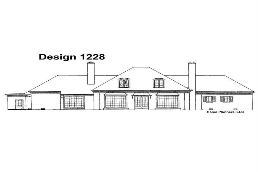 House Plan #137-1809