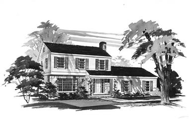 Main image for house plan # 17248