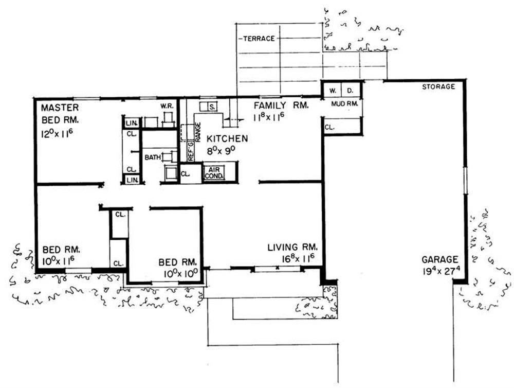 Large Images For House Plan 137 1814