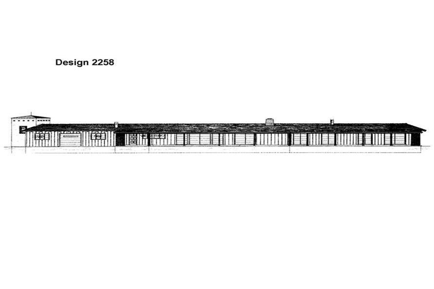 House Plan #137-1821