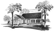 Main image for house plan # 17479