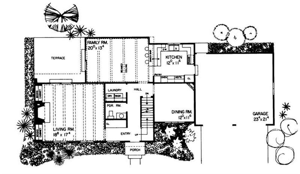 Large Images For House Plan 137 1832